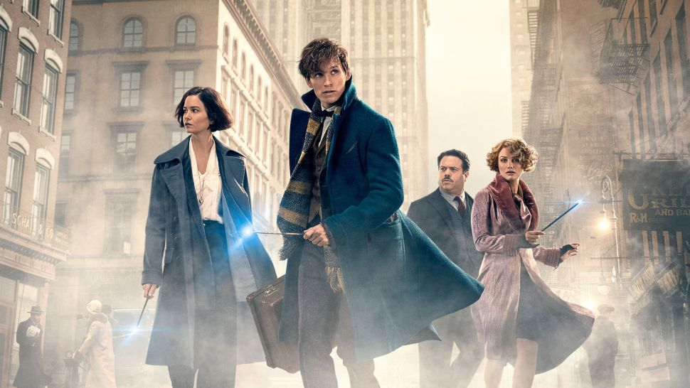Image result for fantastic beasts and where to find them poster