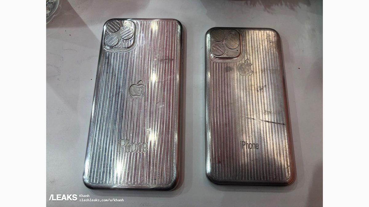 iPhone 11 leak