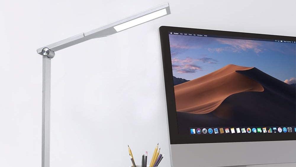 Best desk lamps: TaoTronics Metal LED Desk Lamp