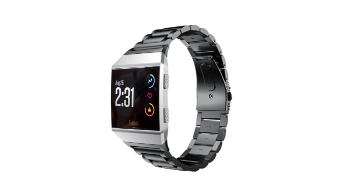 Fitbit Ionic Stainless Steel Band from Loveblue