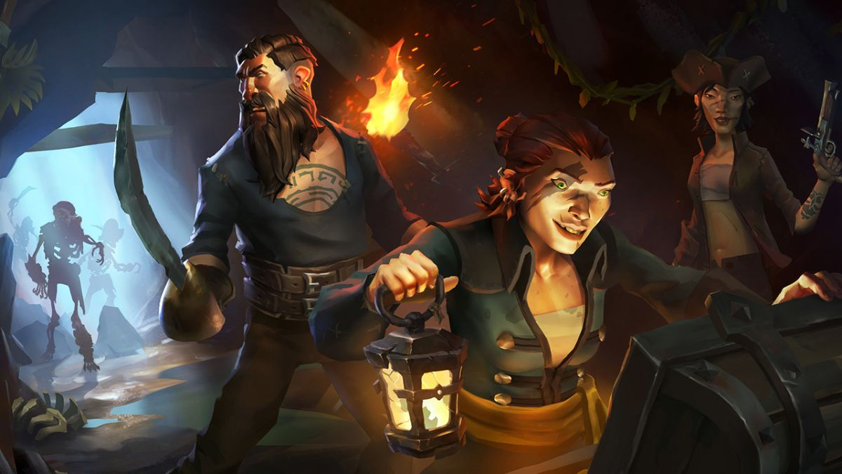 Sea Of Thieves Vs Skull And Bones Which Pirate Game Is