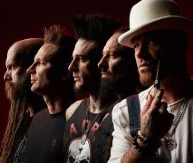 Five Finger Death Punch Interview Louder