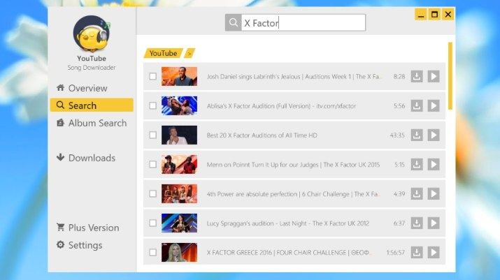 Download YouTube Song Downloader - the best free YouTube to MP3 converter