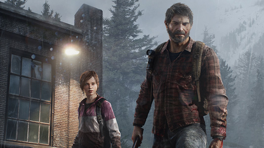 Best character designs in games: Joel and Ellie - The Last of Us