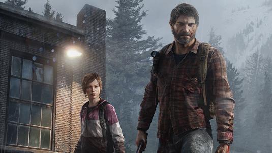 Best character designs in games: Joel and Ellie - The Last of Us