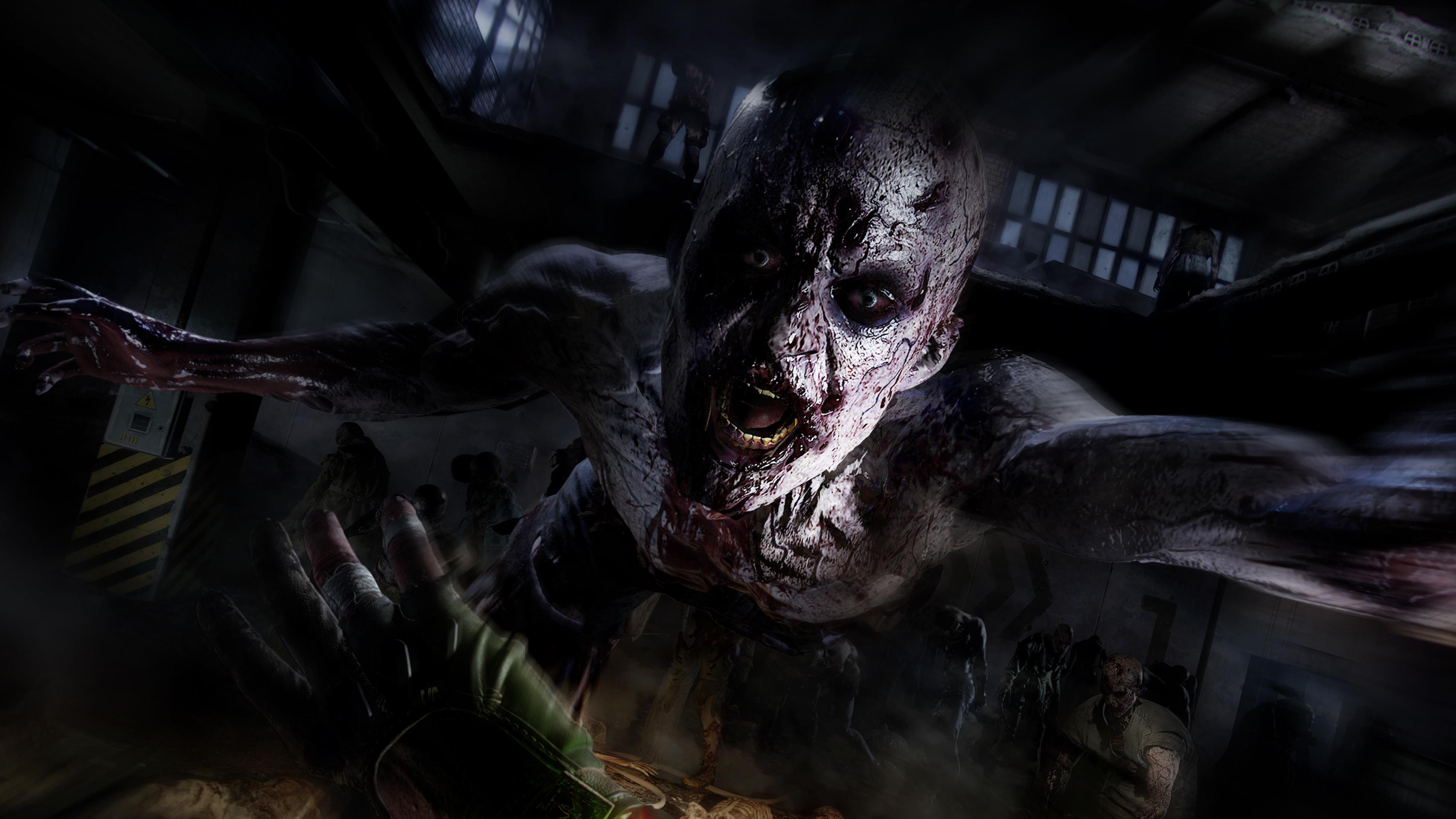 Dying Light 2 monster