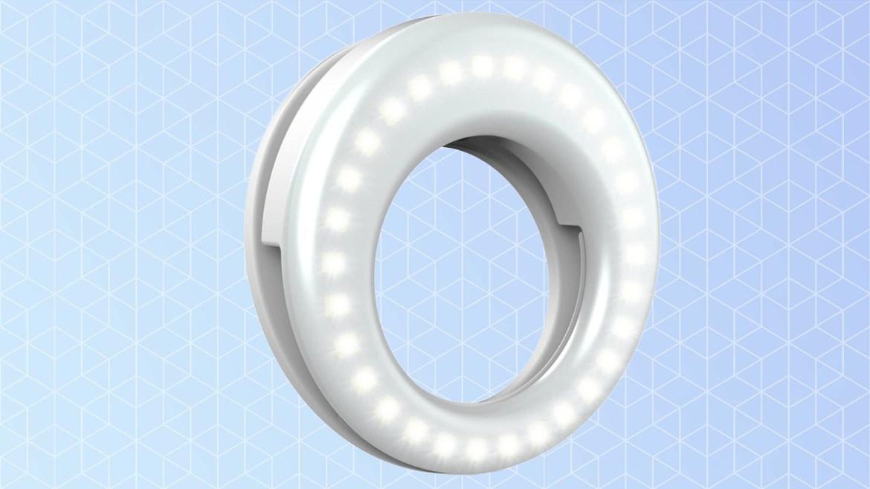 Best ring lights: QIAYA Selfie Light Ring Lights LED Circle Light