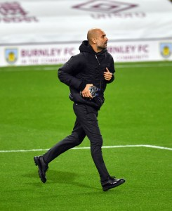 Pep Guardiola Happy With Response From Manchester City | FourFourTwo