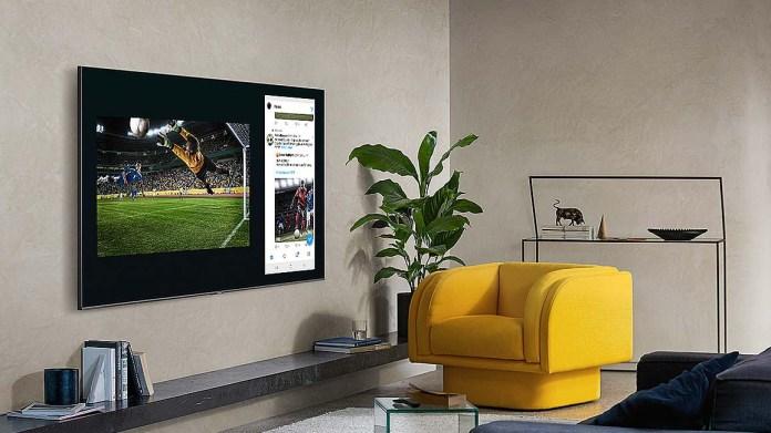 Best 85-inch TV: Samsung Q70T 4K QLED TV (QN85Q70TAFXZA)