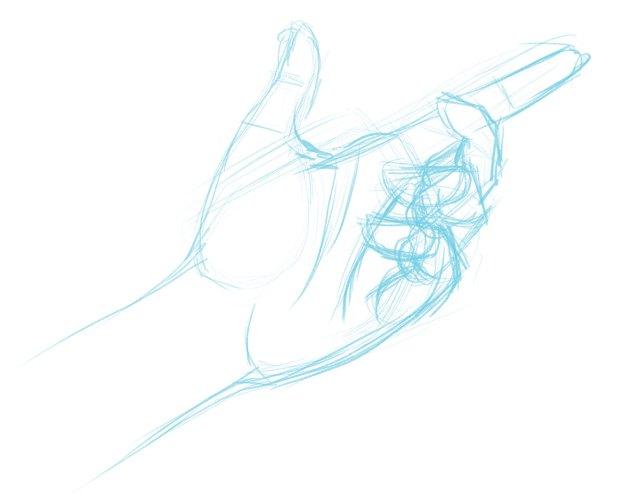AKb3o485YGPzsLsz2pRdt How to quickly sketch hands Random