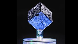 One of the 'Heisenberg cubes' recovered from the failed Nazi atomic weapons programme.