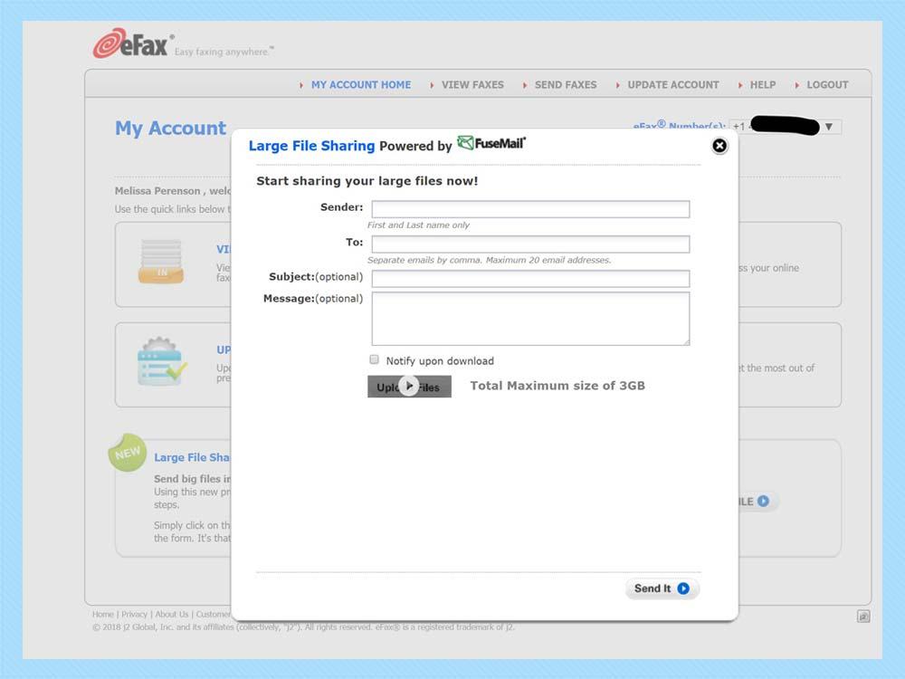 Efax Plus review