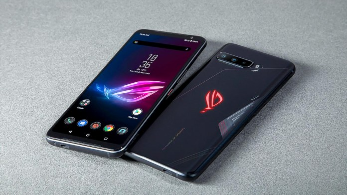 Best gaming phones: Asus ROG Phone 3