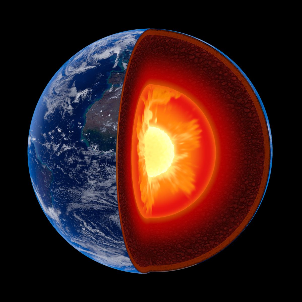 Earth S Magnetic Field Nearly Disappeared 565 Million