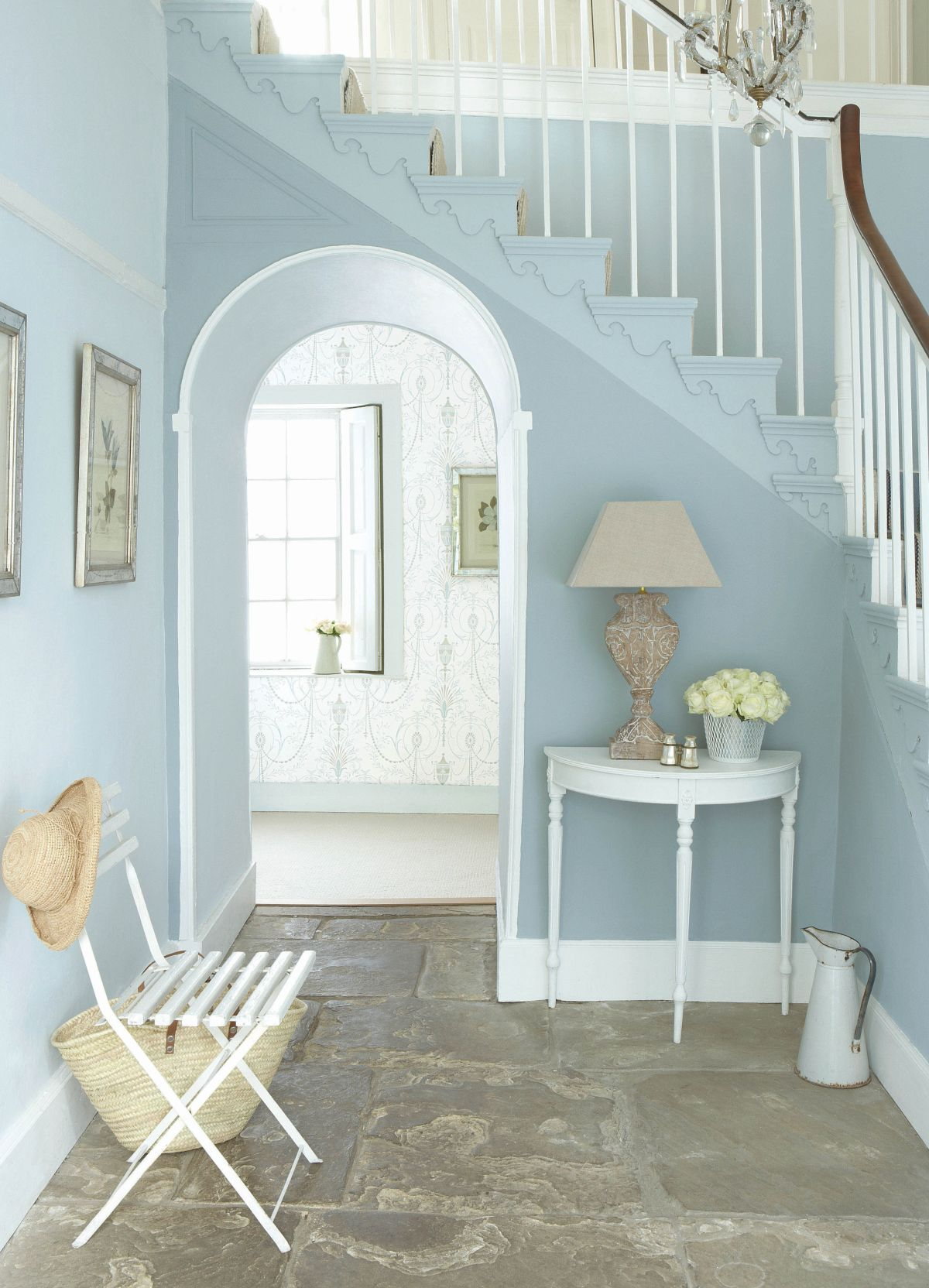 Hallway Paint Ideas 32 Simple Ways To Add Color To Your Space Real Homes