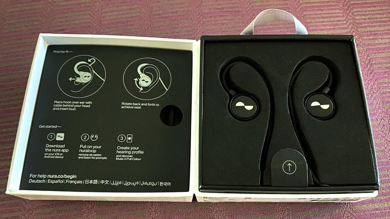 Best cheap noise cancelling headphones: Nura NuraLoop