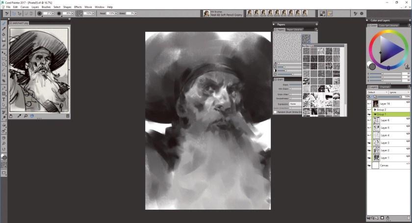 BPnqhhy23NLQB2Y6isHh44 Create portrait art in Corel Painter Random