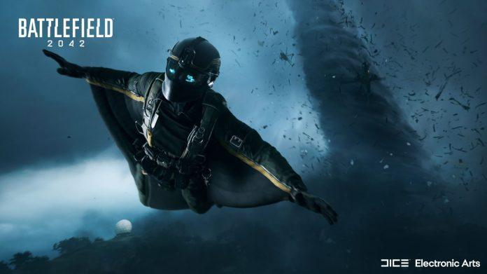 Battlefield 2042 suit