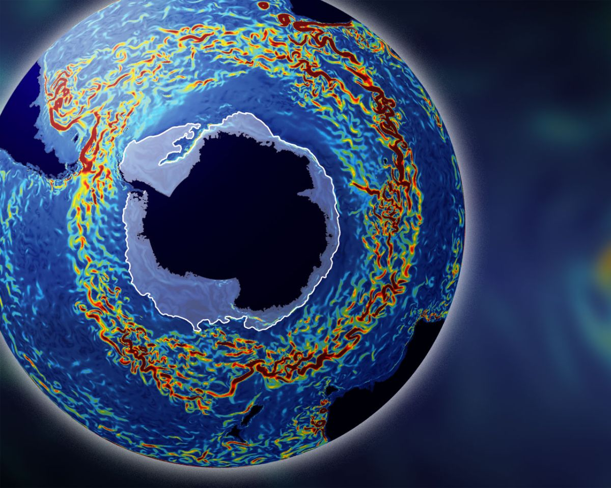 Ocean S Biggest Current Carries More Water Than Thought