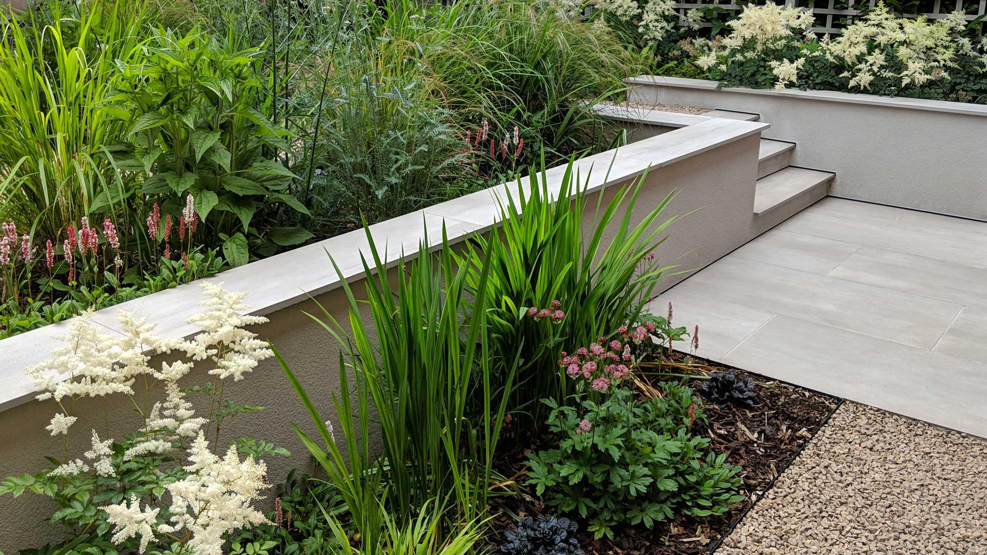 garden border ideas livingetc