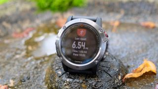 Smartwatches are among the devices able to use the Galileo network – the Garmin Fenix 5X just got a Galileo upgrade. Credit: Garmin