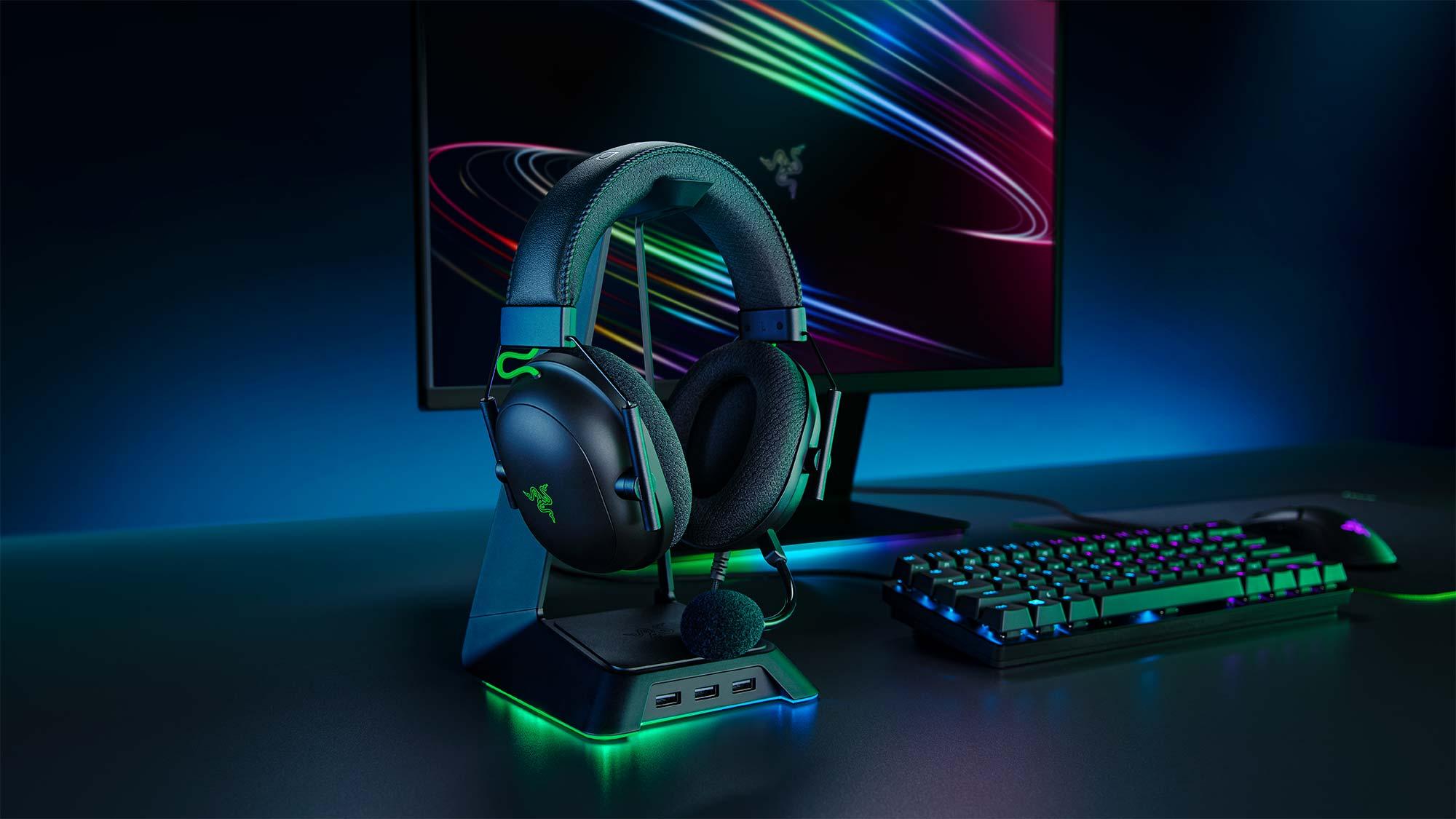 Best headsets for PS5: Razer Blackshark V2 review