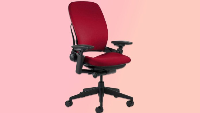 Best Office Chairs: Steelcase Leap