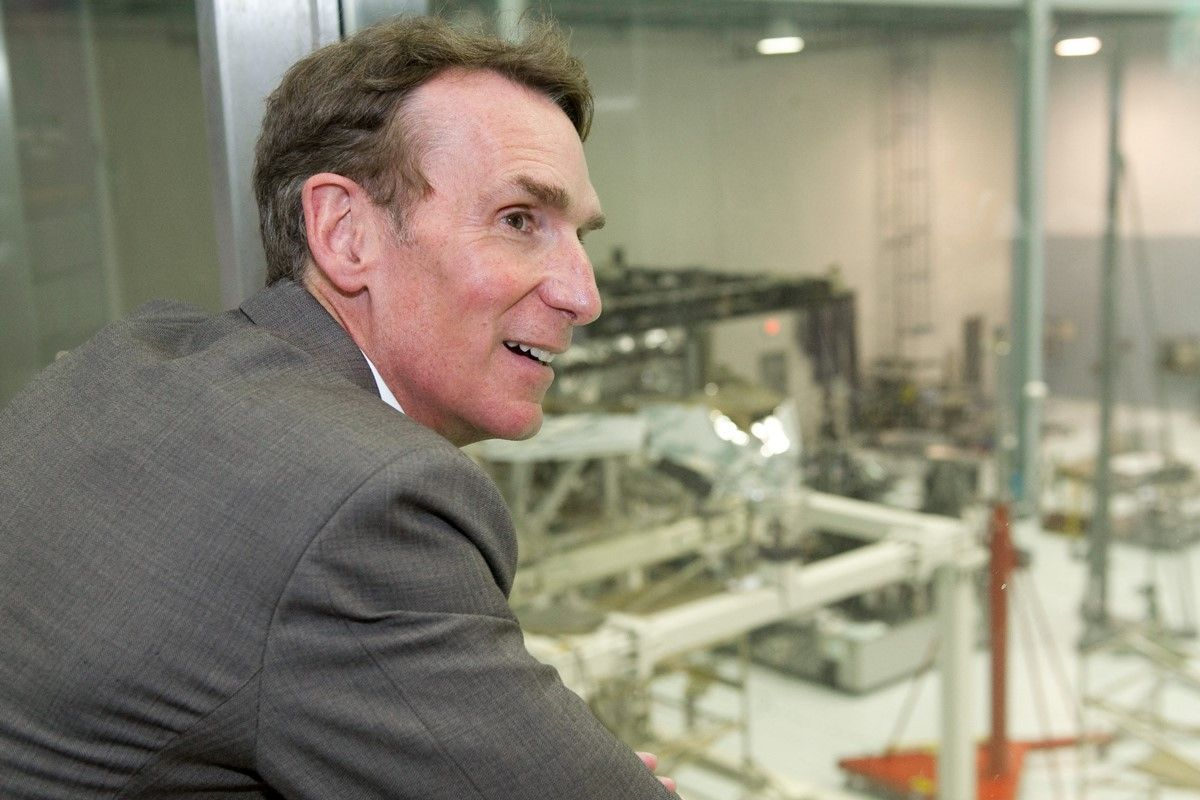 Bill Nye Teams Up With 4 H To Take Students To Mars