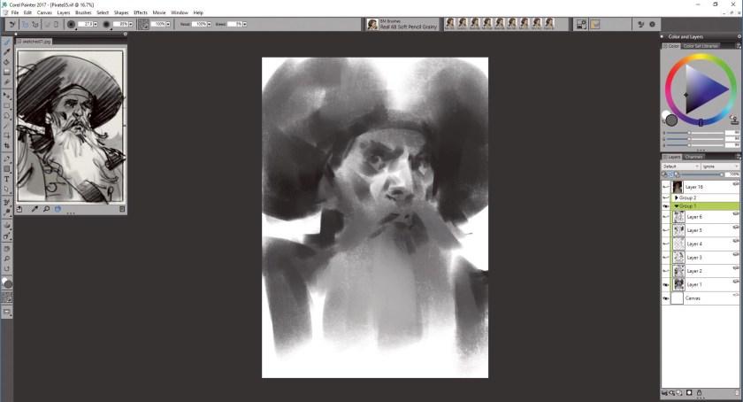 CtkrpHp4w47t9mbpAY5nLi Create portrait art in Corel Painter Random