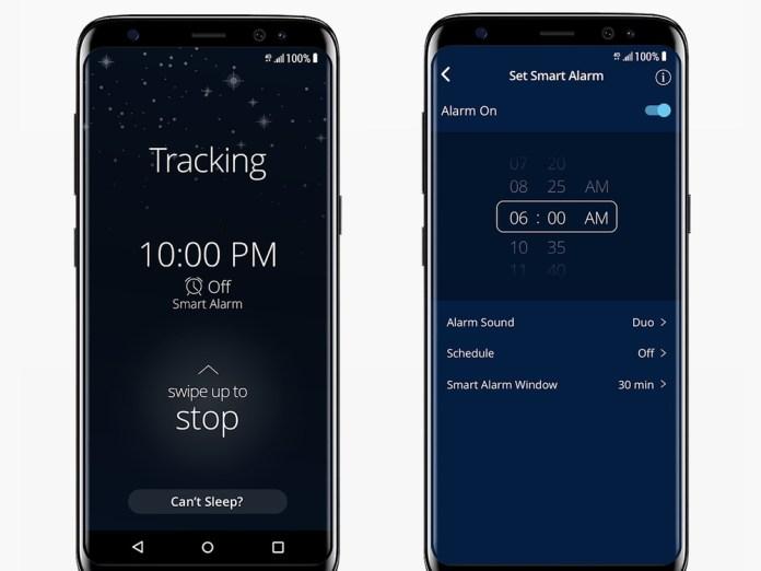 best sleep apps: sleepscore