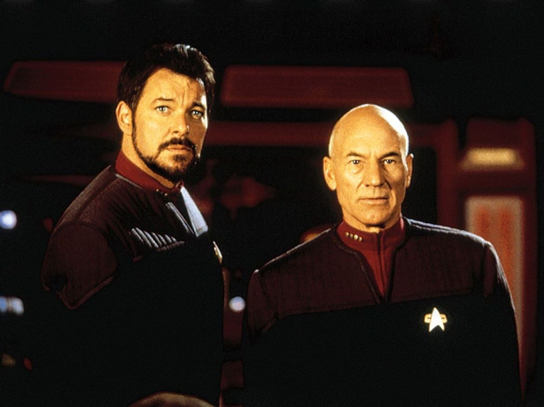 star trek movies in order: Star Trek: First Contact