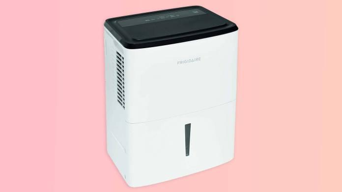 The Frigidaire FFAD2233W1. best dehumidifiers