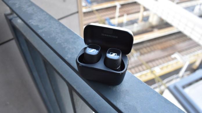 Best wireless earbuds: Sennheiser CX 400BT