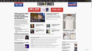 Chicago sun times site