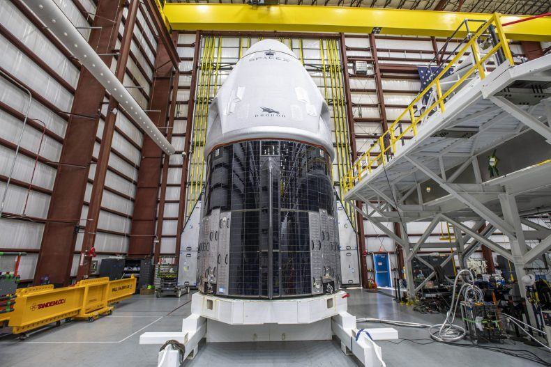 SpaceX's Crew-1 Crew Dragon spacecraft will launch the first operational commercial crew flight for NASA on Nov. 14, 2020.