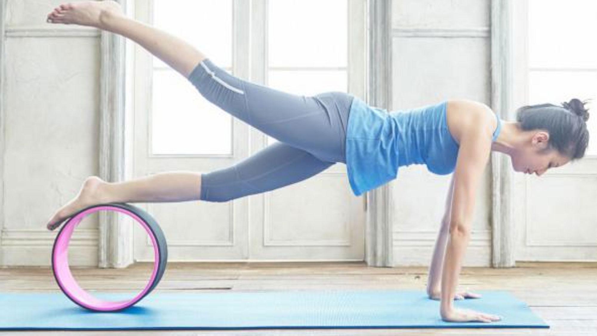 Best yoga mats: BalanceFrom GoYoga All Purpose High Density Non-Slip Exercise Yoga Mat