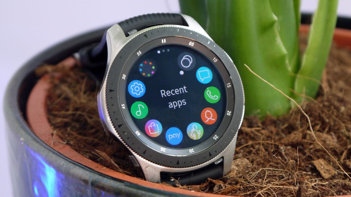 Samsung Galaxy Watch 2 Is Missing In Action But It Could Still Take On The Apple Watch 6 Techradar