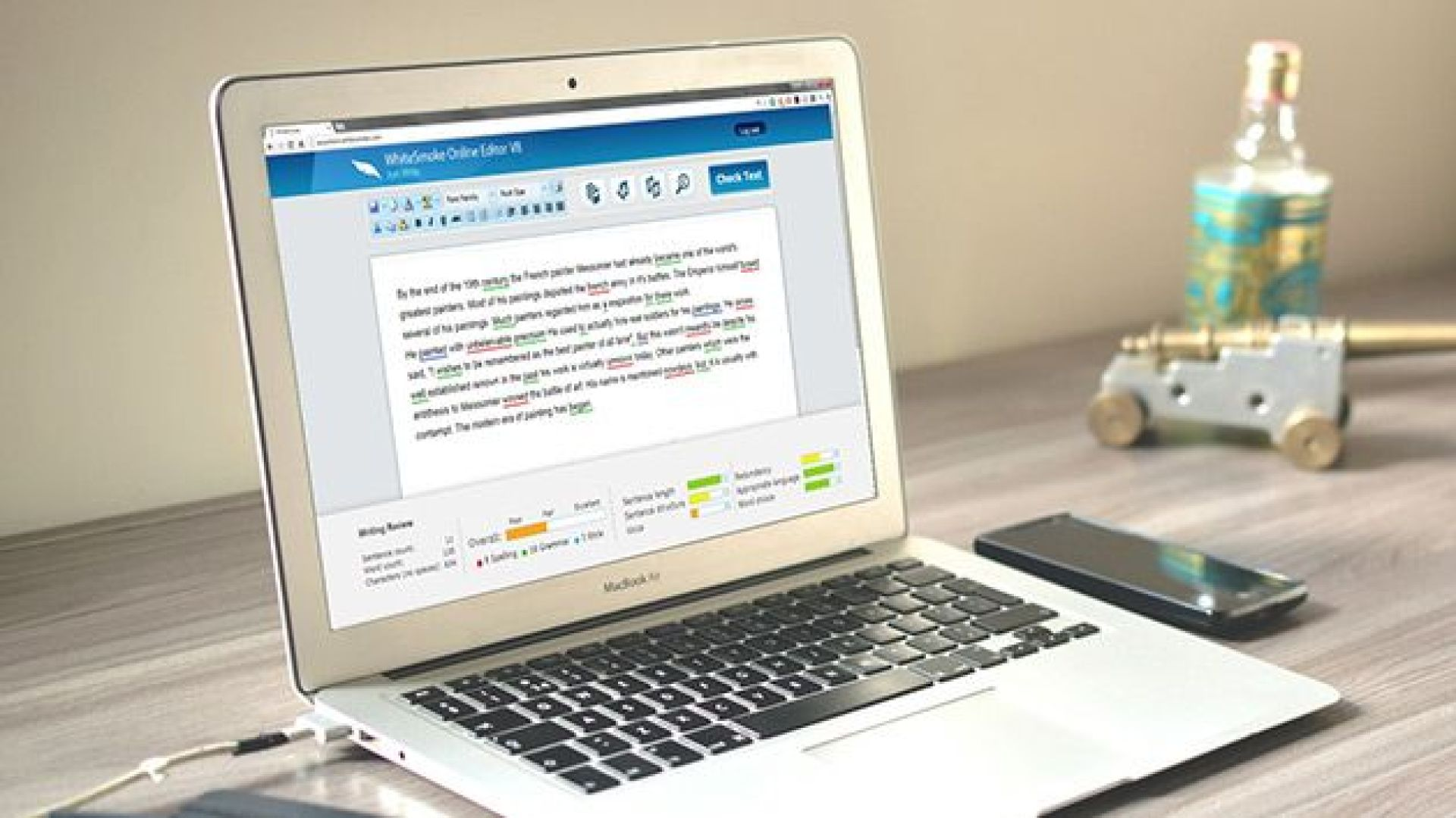 Wave goodbye to typos with this writing software