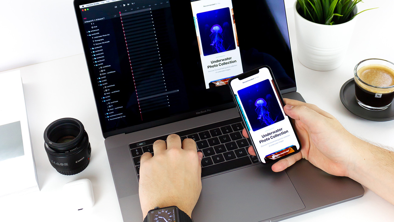 How To Make An App For Ios Android Or Desktop Creative Bloq