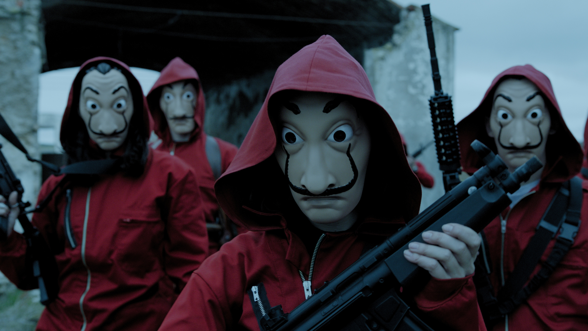 Terrible Name Brilliant Show Why Money Heist Is The Best