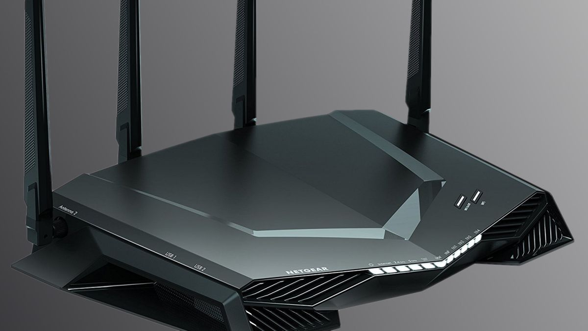 The Best Gaming Router PC Gamer