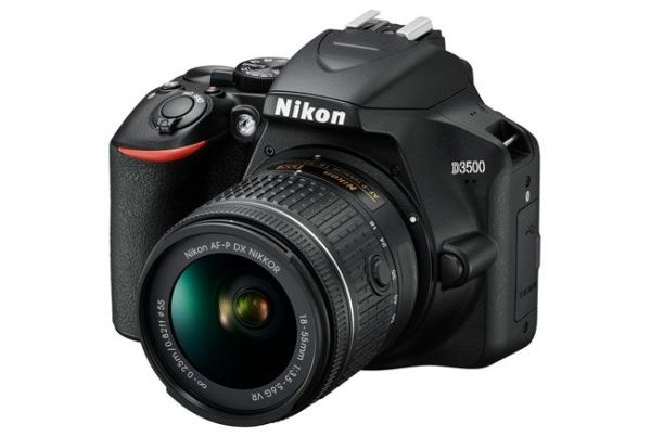 Nikon D3500 DSLR kit is LOWEST PRICE EVER at £289.99 in Xmas camera deal