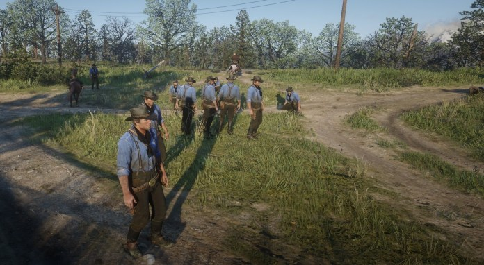Red Dead Redemption 2 Mod Redm Lets You Mess Around In Multiplayer Pc Gamer