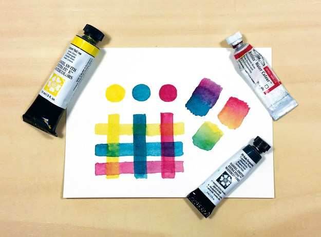 FKTZEujBacKmRQbLi66qWB A beginner's guide to working with colour in watercolour Random
