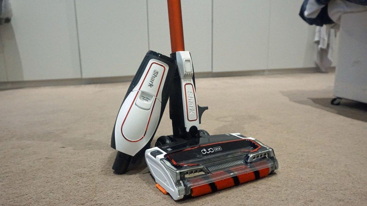best cordless vacuum cleaners Shark IF250UK