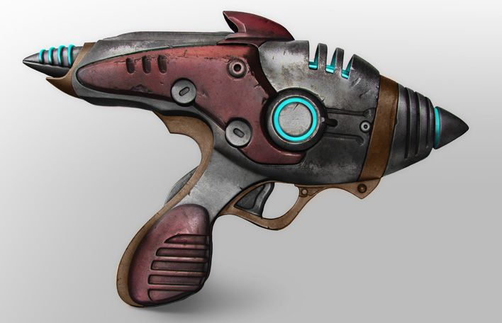 You Can Buy A Fallout 4 Alien Blaster Replica For 400