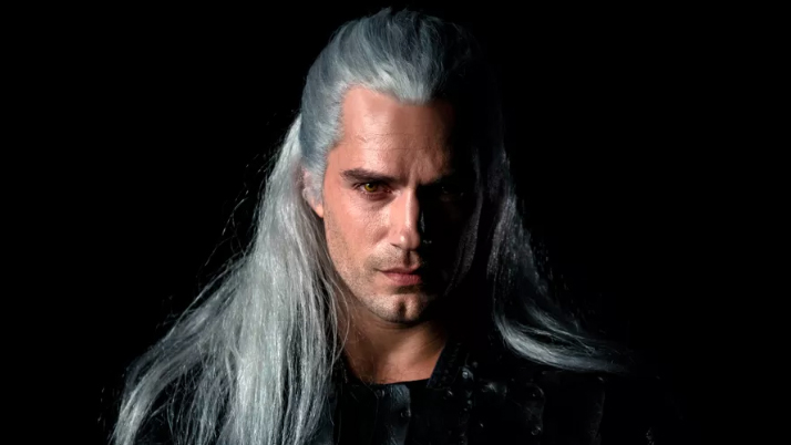 Henry Cavill as The Witcher ' s Geralt