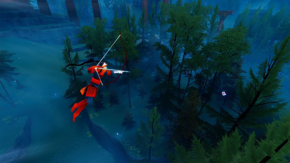 The Pathless review | PC Gamer