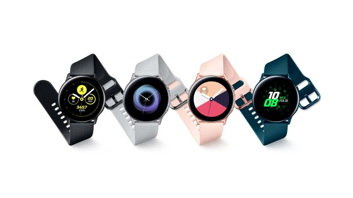 Samsung Galaxy Watch Active 2 tipped for August in 3 models, but no ECG until 2020 1