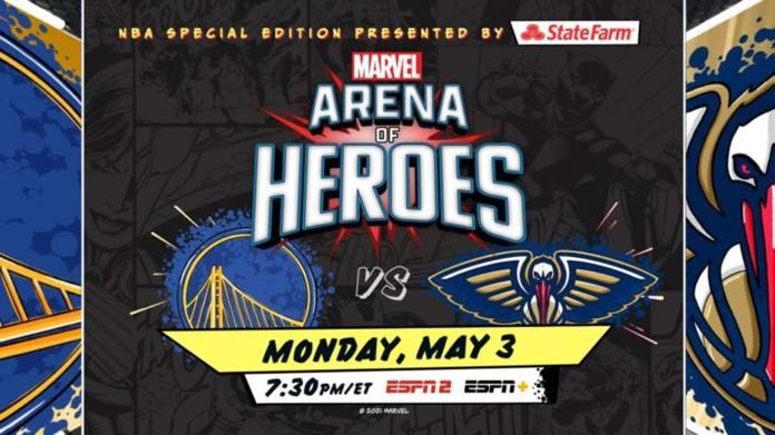 Marvel Arena of Heroes live stream